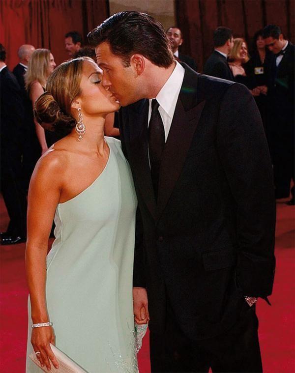 Jennifer Lopez y Ben Affleck | Las ex parejas que se pasearon por los Oscar - Yahoo Cine España