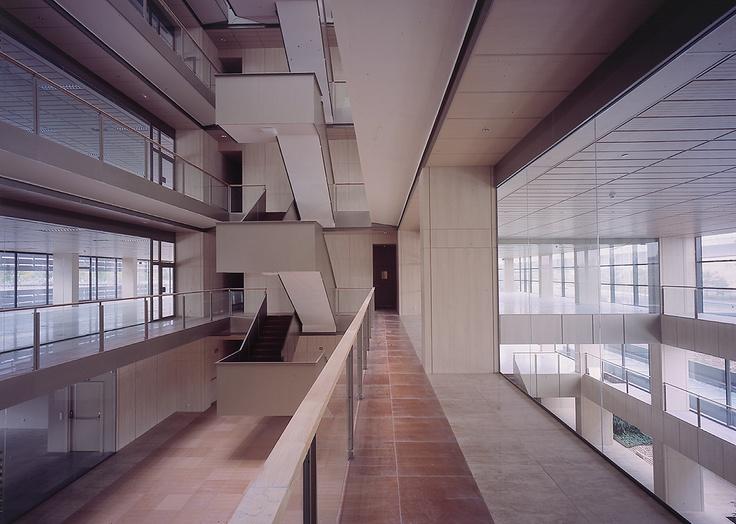 Edificio iris madrid 2003 allende arquitectos 1 premio asprima sal n inmobiliario de madrid - Arquitectos madrid ...