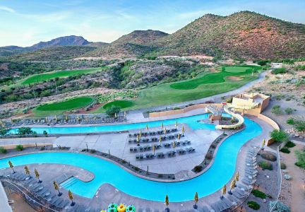 A luxury experience awaits you here in Tucson, AZ. The JW Marriott Tucson Starr Pass Resort & Spa features a rare blend of style, comfort and elegance.