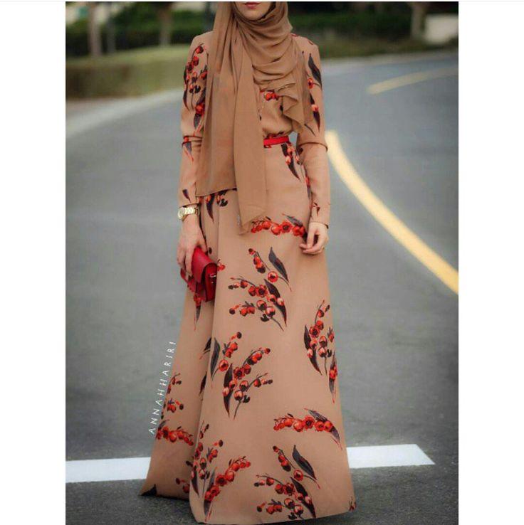 #annahhariri #hijabstyle