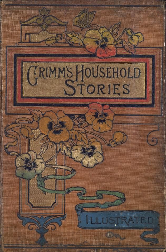 Grimm's household stories  - Front Cover 1