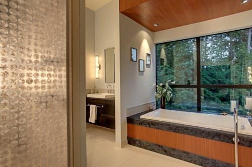 WOW!Bathroom Design, Residential Architecture, Architecture Bathroom, Mcclellan Architects, House Design, Forests House, Interiors Design, Forest House, Contemporary Bathroom