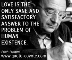 Erich Fromm, one of the greatest thinkers of the 20th century.