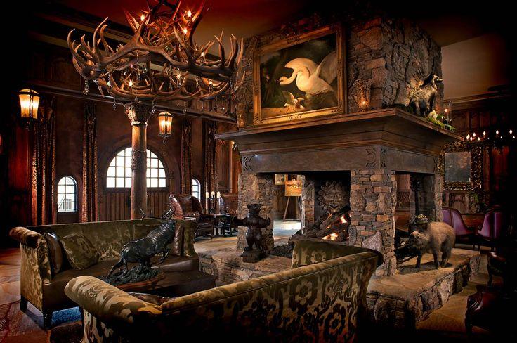 Grand Bohemian Hotel – Asheville