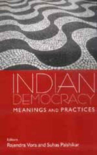Indian Democracy 1st Edition by Vora, Rajendra published by SAGE Publications Pvt. Ltd http://www.newlimitededition.com/indian-democracy-1st-edition-by-vora-rajendra-published-by-sage-publications-pvt-ltd/