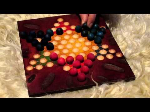 Damas chinas hasta 3 jugadores - YouTube