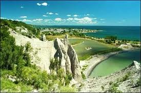 scarborough bluffs - Google Search Going here tomorrow :)