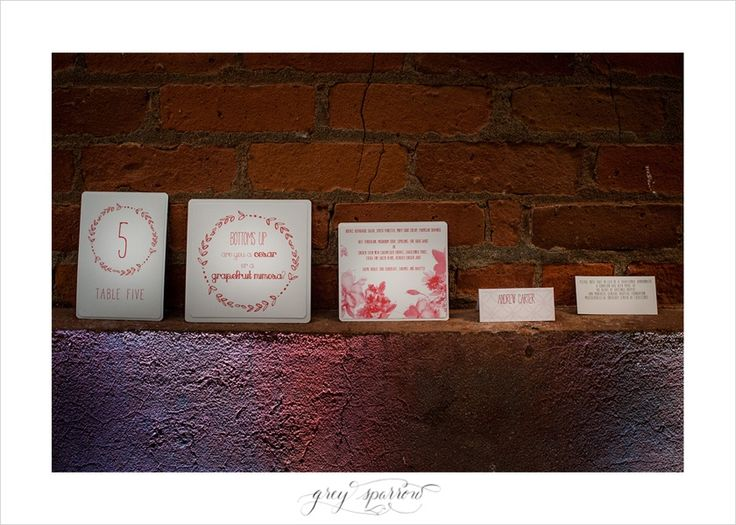 wedding stationary suite