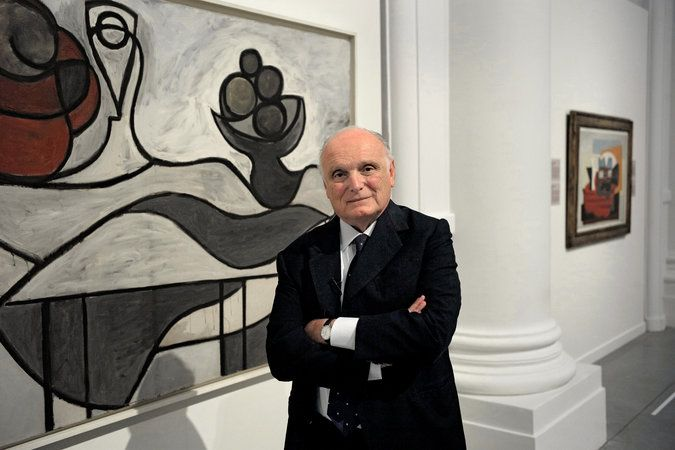 An art exhibition in Belgium pays tribute to the Parisian art dealer Paul Rosenberg.