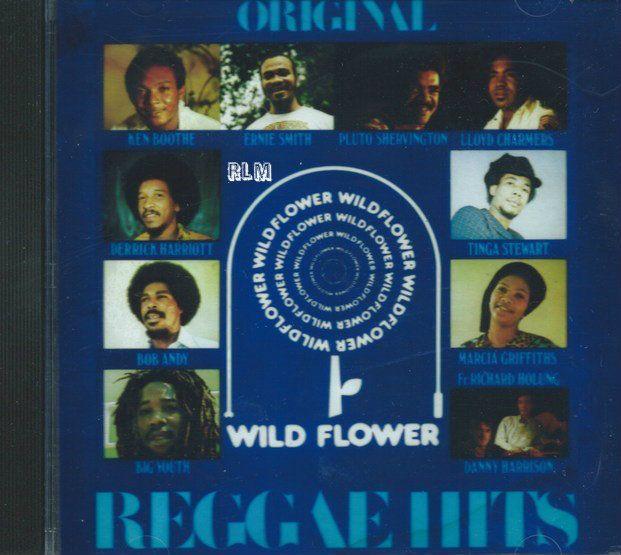 Reggae Land Muzik Store - Original Wild Flower : Various Artist CD, $13.98 (http://www.reggaelandmuzik.com/original-wild-flower-various-artist-cd/)