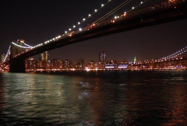 Nueva York desde Brooklyn.