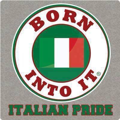 #Italian Pride!