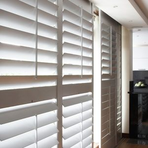 New England | Plantation Shutters: 47mm Blades Painted