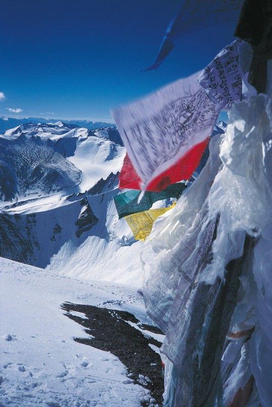 Ladakh Stok Kangri Climb