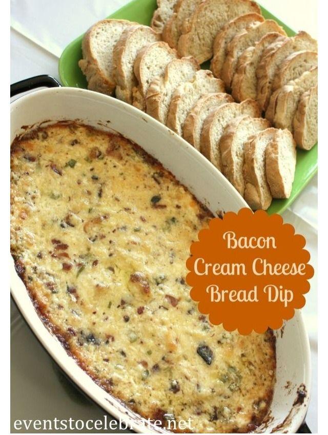 Bacon Cream Cheese Dip