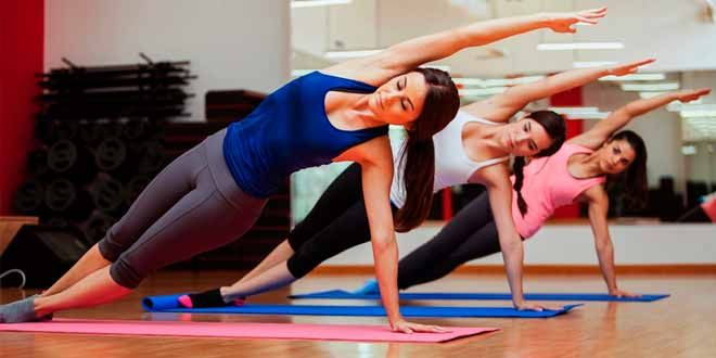 Tipos de ejercicios fisicos