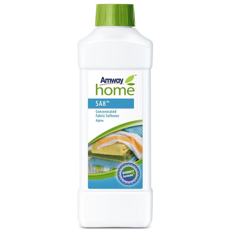 SA8™ Concentrated Fabric Softener Alpine 1Litre – AMWAY It's available in two delicious fragrances – Garden Blooms and Alpine. https://home-beauty.org/amway/sa8-concentrated-fabric-softener-alpine-1litre-amway/