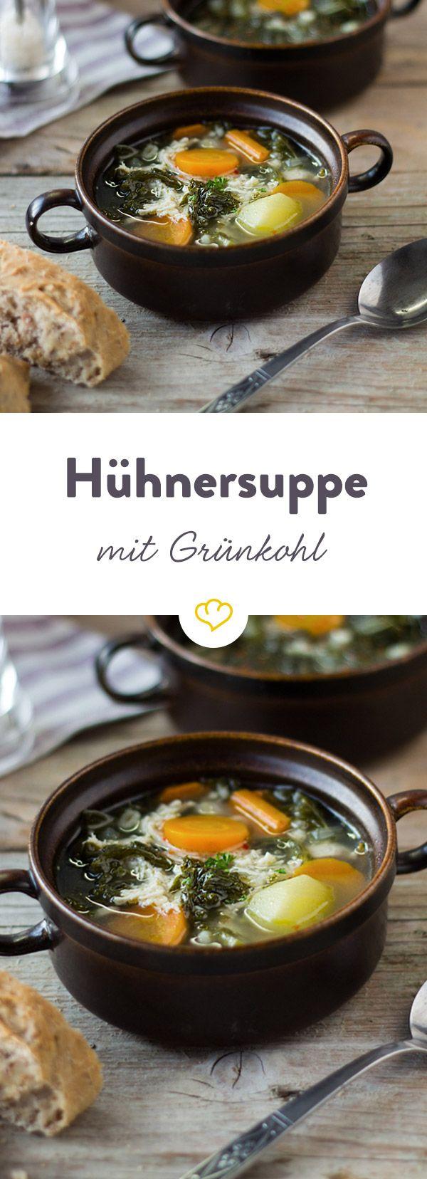 Für kalte, stürmische Tage ist diese Suppe genau das Richtige. Sie wärmt von innen, tut der Gesundheit richtig gut und schmeckt aufgewärmt sogar noch besser!