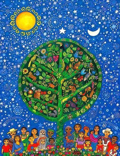 Pachamama - Mama Pacha http://librosvivientes.blogspot.co.at/2014/08/la-pachamama.html