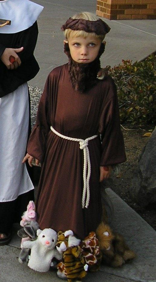 501 Best Images About Catholic Kids On Pinterest  sc 1 st  Meningrey & Kids Saint Costumes - Meningrey