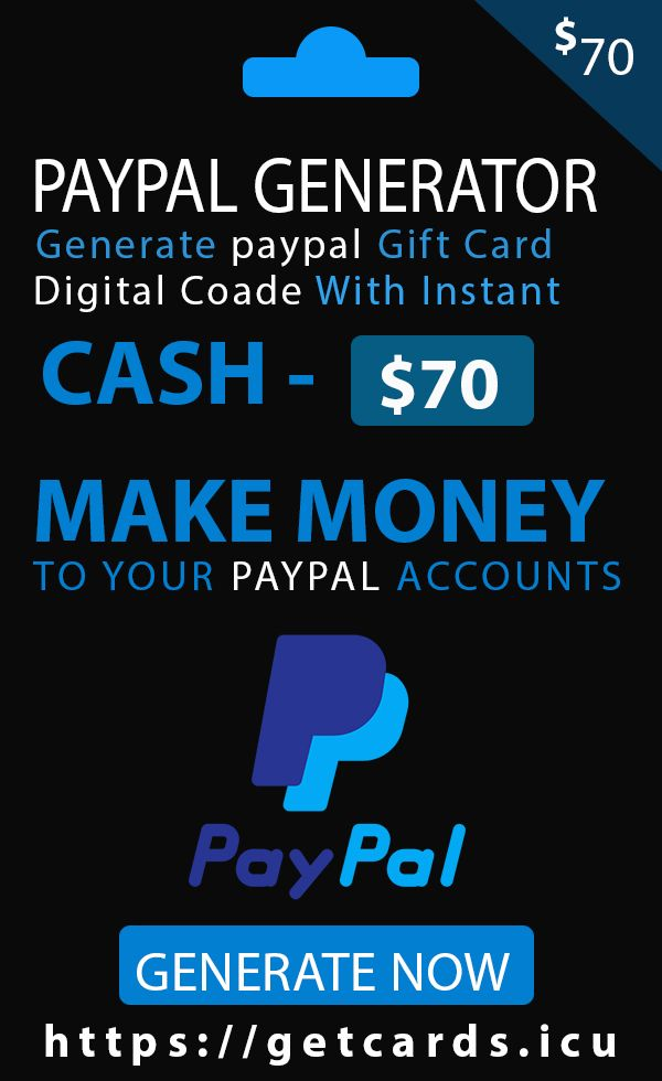 Pin on Gift Card Generator Online
