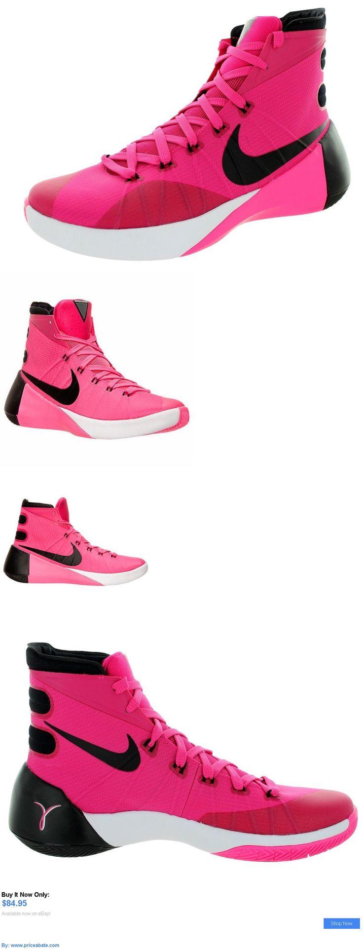 Basketball: Nike Mens Hyperdunk 2015 Basketball Shoes 749561 606 Pink/Black/White BUY IT NOW ONLY: $84.95 #priceabateBasketball OR #priceabate