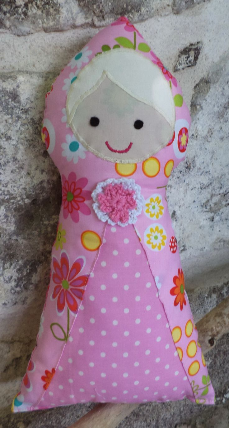 Flower Power Doll