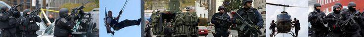 Federal Law Enforcement Agencies