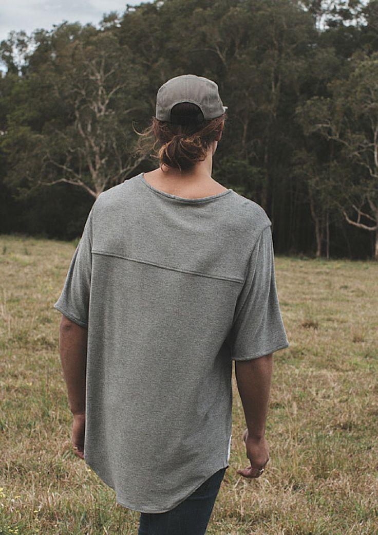 Ethical Fashion on Just Fashion - Orenda T-shirt Grey
