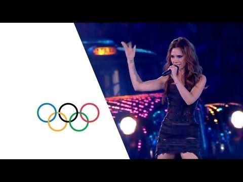 Spice Girls London 2012 Performance - YouTube