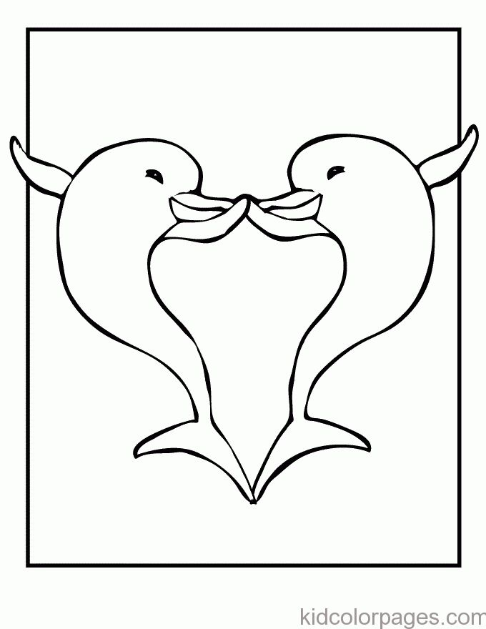 17 Best Images About Dolphin Ocean Girl Scout Event On Winter The Dolphin Coloring Pages