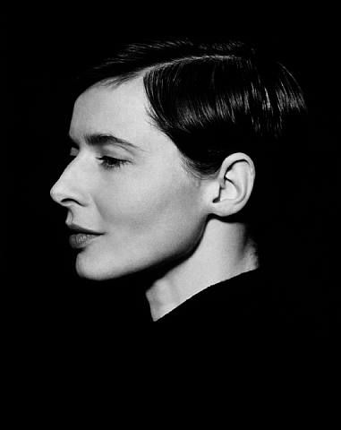 Isabella Rossellini, 1994 by Herb Ritts