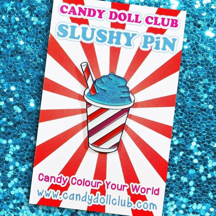 Repost @jade_boylan Cool down with one of these BRAND NEW Sparkly Slushy Pins in delicious Blue Raspberry flavour also available in Cherry shop link in my bio #pingame #candydollclub #pinstagram #pinsofig #slushie #slushee #slushpuppie #slushy #slurpee #icee #blueraspberry #cherry #glitter #newpins #pindrop #blueglitter #sparkle #glitterpin #pingamestrong (Posted by https://bbllowwnn.com/) Tap the photo for purchase info. Follow @bbllowwnn on Instagram for the best pins & patches!