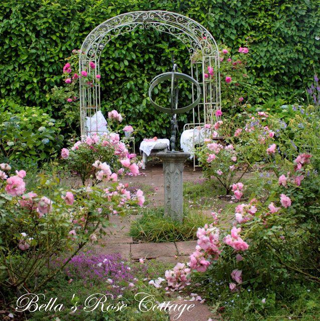 OOOHHH | romantic cottage gardens | Pinterest