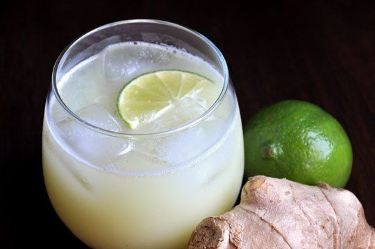 West African Ginger Drink  Recipe + a fabulous multicultural food website!