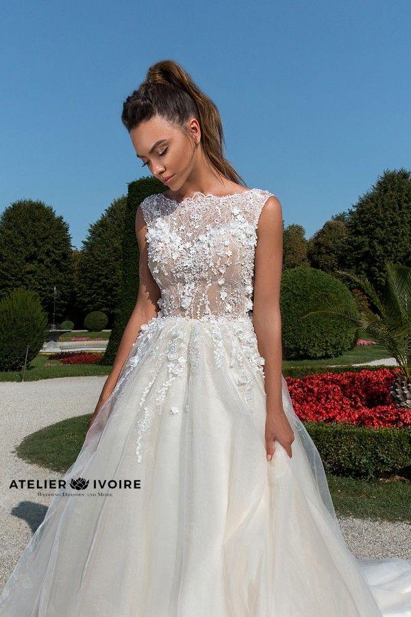 Beautiful Wedding Dress Rainey Buy In Sofia Www Atelierivoire