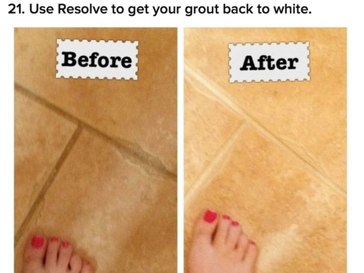 Cleaning Grout...:-)