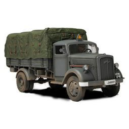 FOV80038 -- German 3 Ton Cargo Truck - Eastern Front, 1941