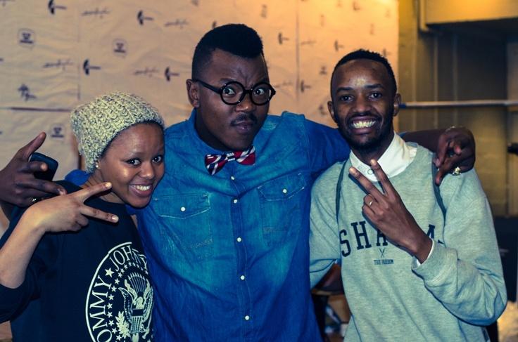 Sibulele chats to Johannesburg based comedian Tolassmo | Creative Nestlings