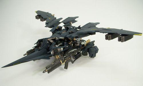 XA 0901 Now THATs an Armored Core: Aaliyah Custom