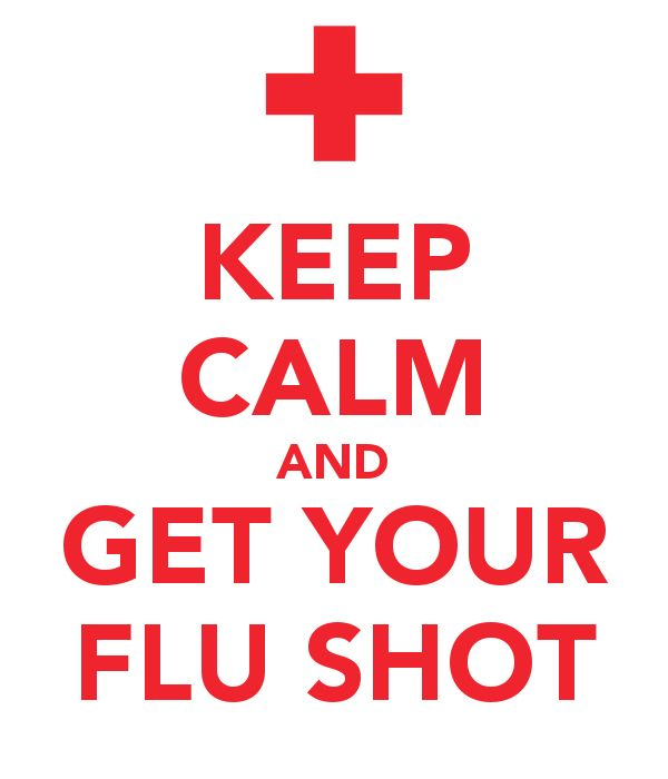 Image result for flu clinic poster