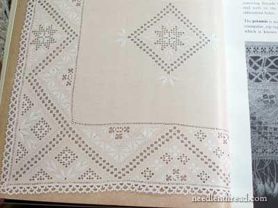 Lefkara Lace Embroidery by Androula Hadjiyiasemi