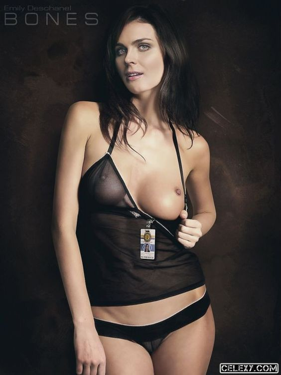 Emily deschanel sexy gifs nude inside woman