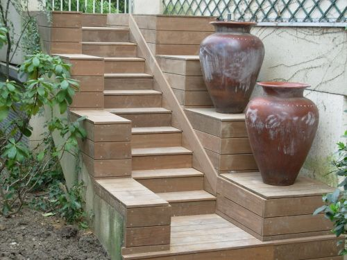 de Coffrage Escalier sur Pinterest  Coffrage escalier beton, Coffrage
