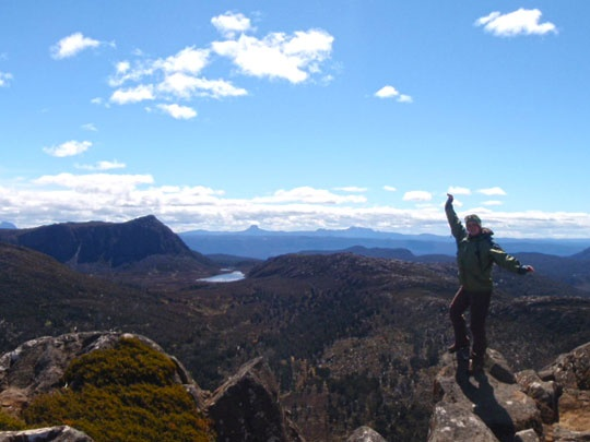 Australian Wilderness Adventures | Walls of Jerusalem | Tasmania