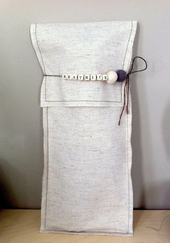 Eglantine rag doll / Christmas/ gift / girl by lespetitesmainsS, $80.00