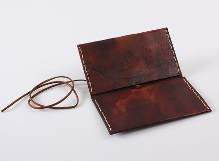 Agarapati Leather  ® Deri Tütün Kabı TK01