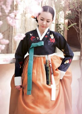 #한복 #hanbok, #Korean traditional clothes