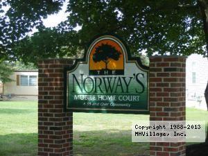 Norways Mobile Home Court Inc In Sicklerville NJ Via MHVillage