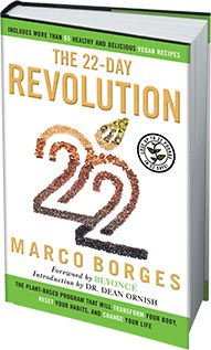 The 22 Day-Revolution: The 22-Day Revolution guides you on a successful strategy for adopting and committing to a plant-based diet in just 22 days.